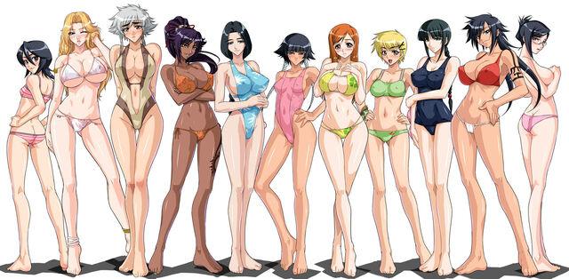 File:Big boobed bleach bikini girls.jpg