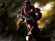 Halo spartan sniper request by jose144-d39lcn0