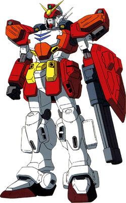 Gundam Heavyarms KaiW0