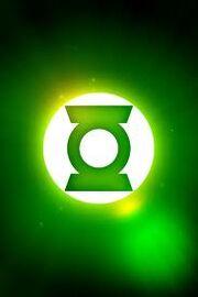 Green Lantern Logo 1