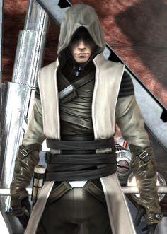 Grey Jedi Robes
