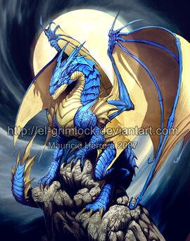 Dragonictus by el grimlock