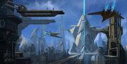 Planet Saiya City
