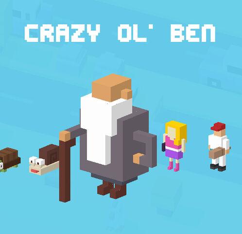 File:Crazy Ol' Ben crossy road selection menu.jpg