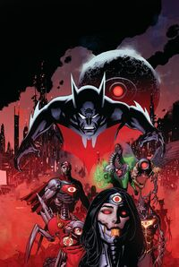 The New 52 Futures End FCBD Special Edition Textless