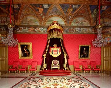 Octarius Throne Room