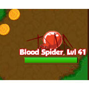 Blood spider