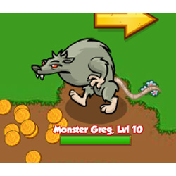 Monster greg