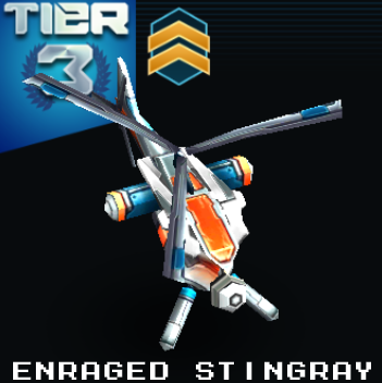 Enraged Stingray