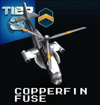 Copperfin Fuse