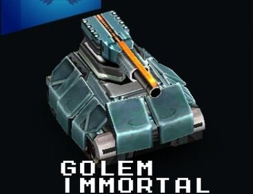 Golem Immortal