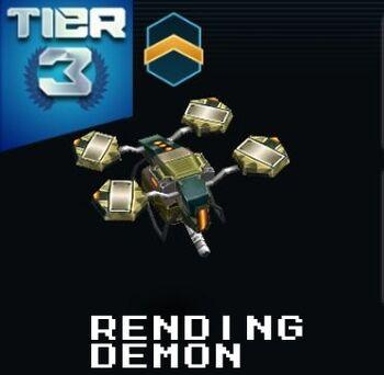 Rending Demon