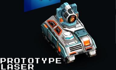 Prototype Laser