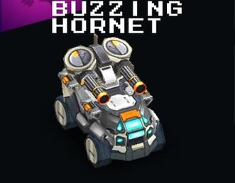 Buzzing Hornet