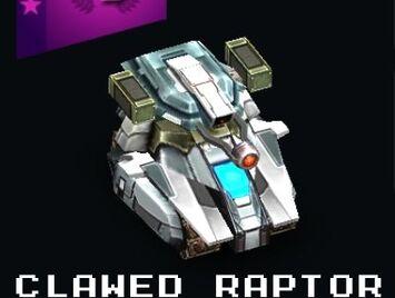 Clawed Raptor