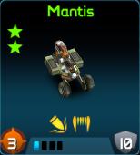 MantisUnit