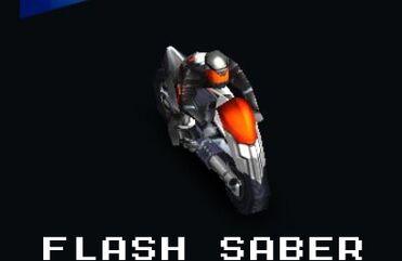Flash Saber