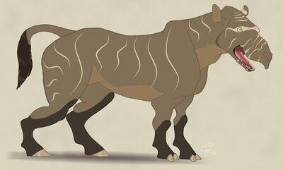 Tapire-iauara