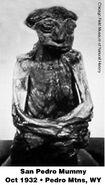 San Pedro Mummy