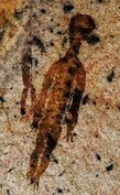 Rock-paintings-depicting-aliens-chhattisgarh-india