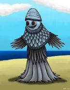 Sea monk 1