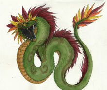 Feathered Serpent-1