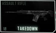 Takedown loadout icon