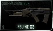 Felinex3 loadout icon