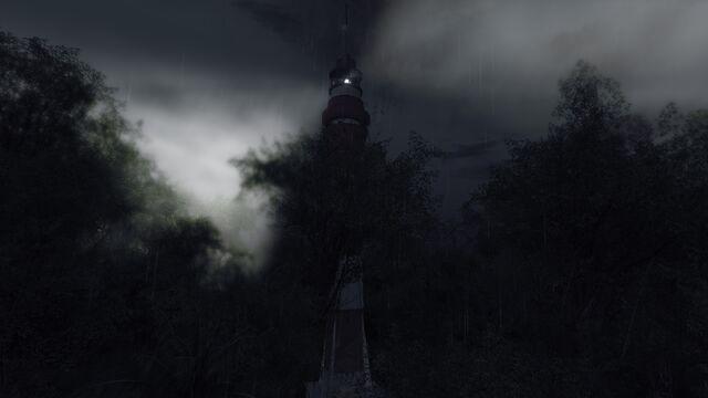 File:Lighthouse in the Rain.jpg