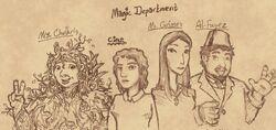 Magic Dept