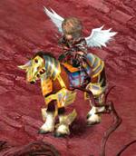 Battle Stallion Mount