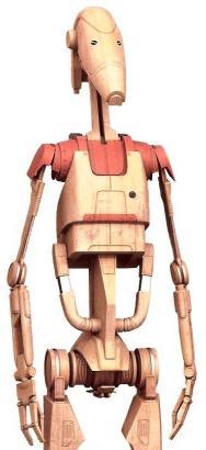 OOM security droid