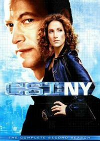 CSI NY Season Two