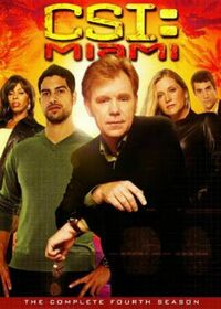CSI Miami Season Four