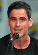 Eddie Cahill (at SDCC 2014)