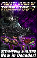 Thanatos7 newcomen lightzg poster csnz