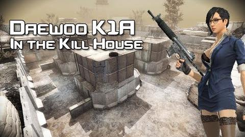 Counter-Strike Online 2 - Daewoo K1 in Kill House