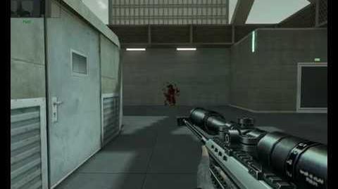 CSO Barrett M95