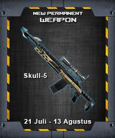 Skull5 indonesia poster