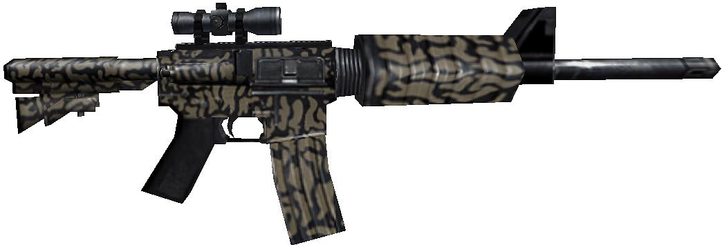 M4a1camo worldmodel