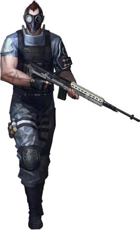 Trooper icon