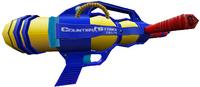 Watergun shopmodel