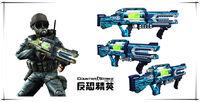 Plasmagunpaint poster china