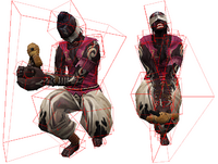 Origin heal zombie hitbox