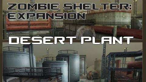 CSO TW HK - Zombie Shelter Expasion Desert Plant - Complete gameplay