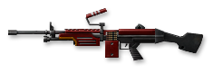 M249 Red