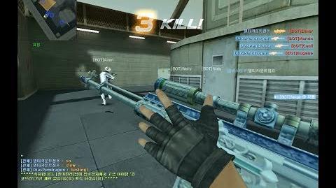 CSO Test Damage Bendita (Zombie Hero & Deatmatch Bot)