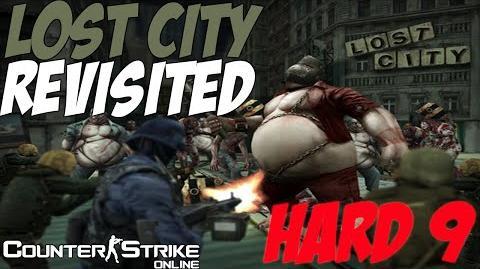 CSO Lost City (Zombie Scenario HARD9)