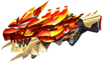 Red Dragon Cannon