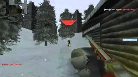 Counter-Strike Online - M1887 Christmas - China Official Trailer